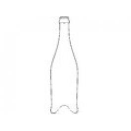 Bottles 750 ml- SP ELEGANCE TC (750g) - Geneza